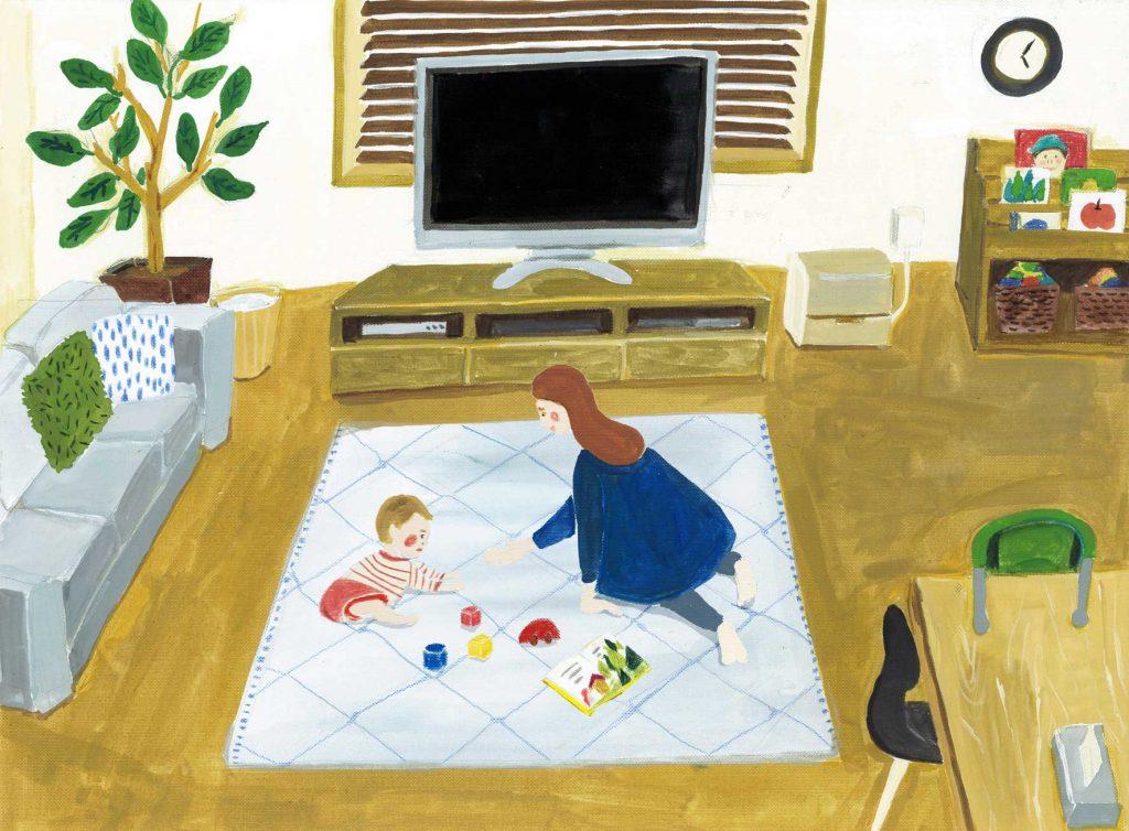 育児 収納