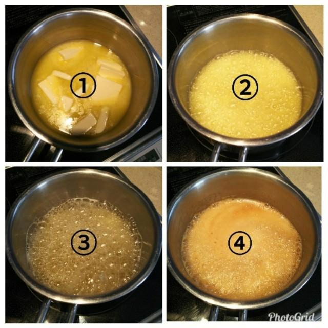 焦がしバターの作り方
