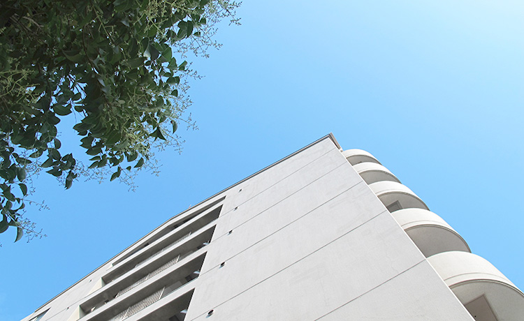マンションの築年数