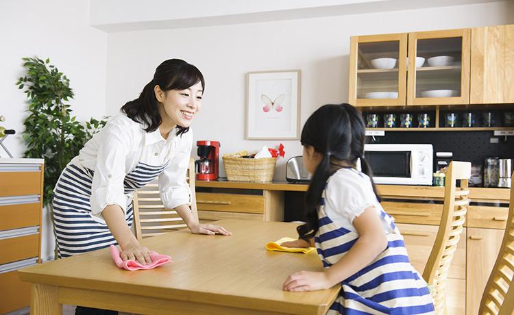 育児経験や家事スキルを活かして働く