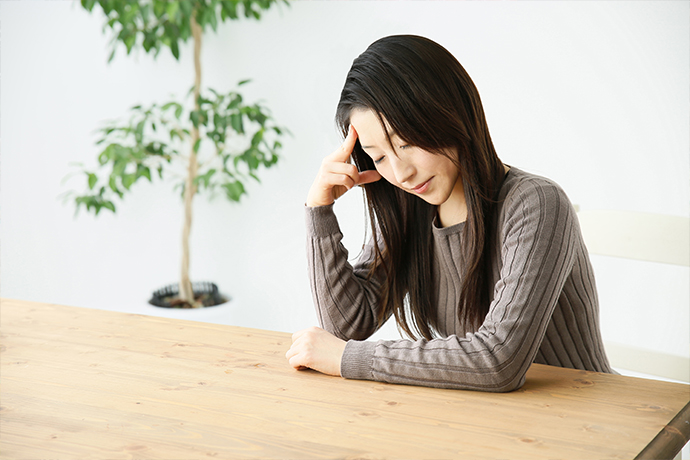 不安・心配事を対処する方法